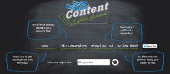 title generator portent