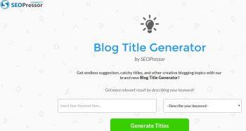 title generator seopressor