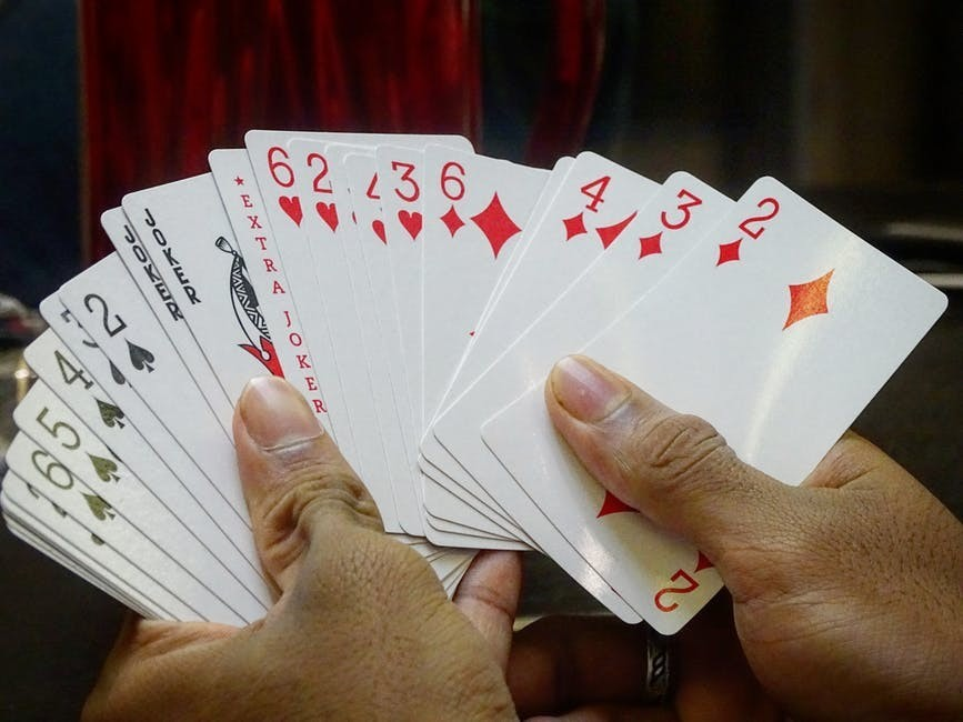 small business risks are not like playing poker, you can't afford to lose