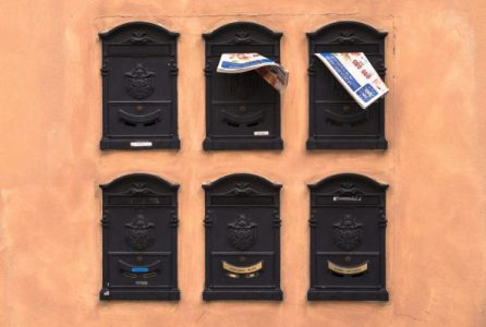 mailbox using traditional tools and your digital business