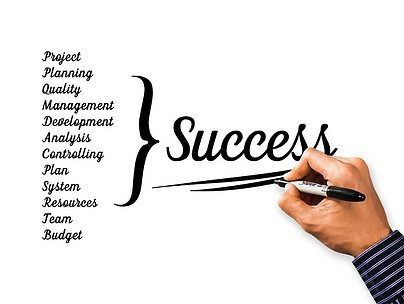 success points and creating a positive office space
