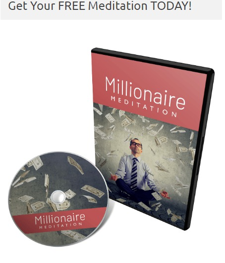 free millionaire meditation cd