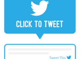 using clicktotweet for your website