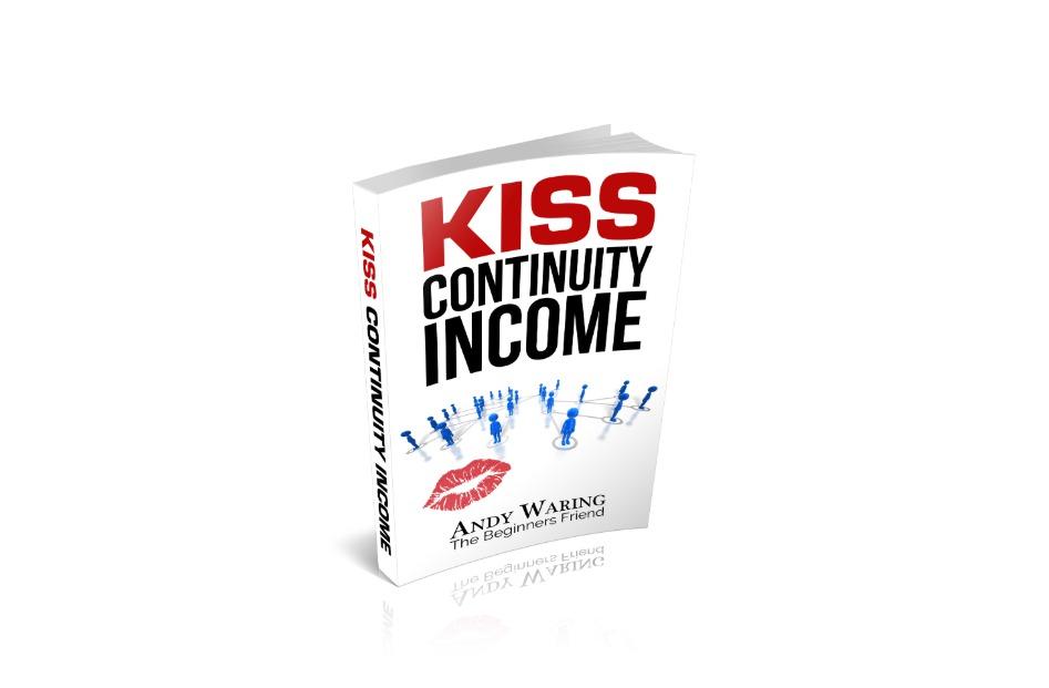 kiss continuity income