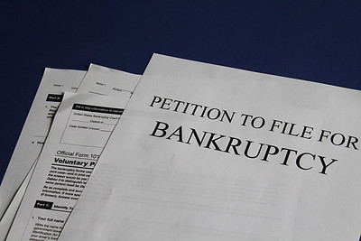 document to file for bankruptcy small business debt relief