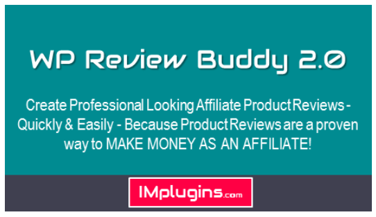 wp review buddy 2.0