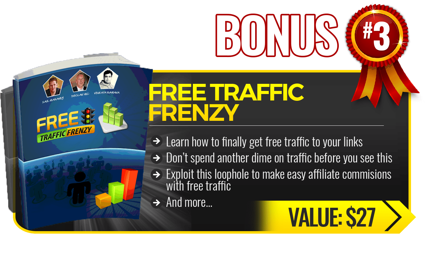free frenzy traffic bonus3
