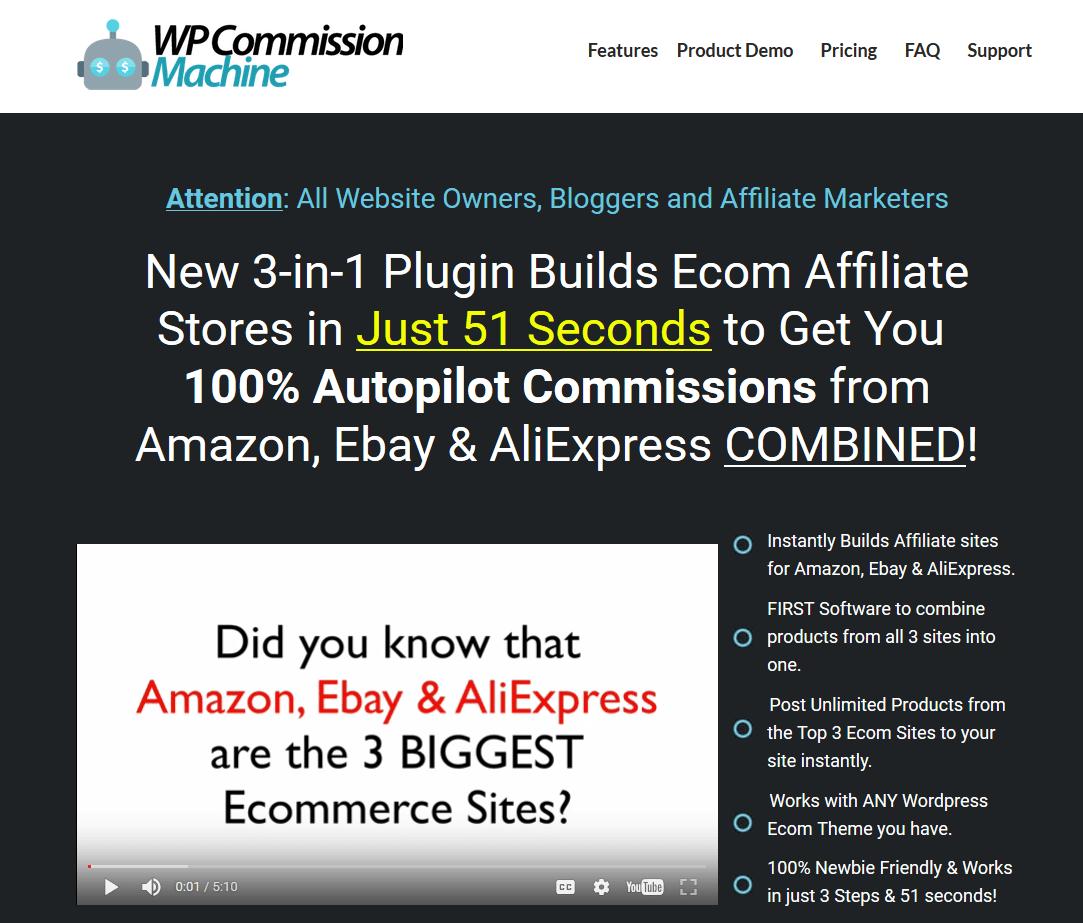 WpCommissionMachine-