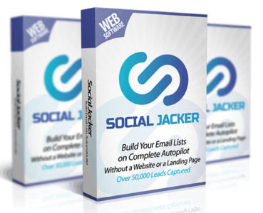 social jacker image on product box