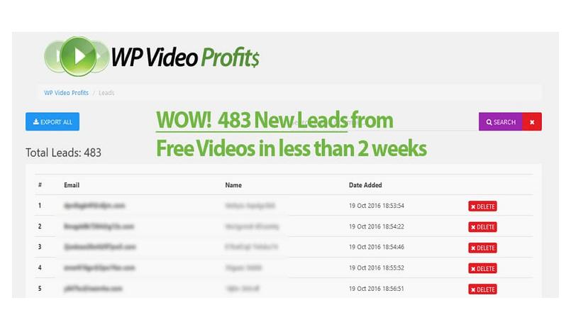 WPVideoProfits