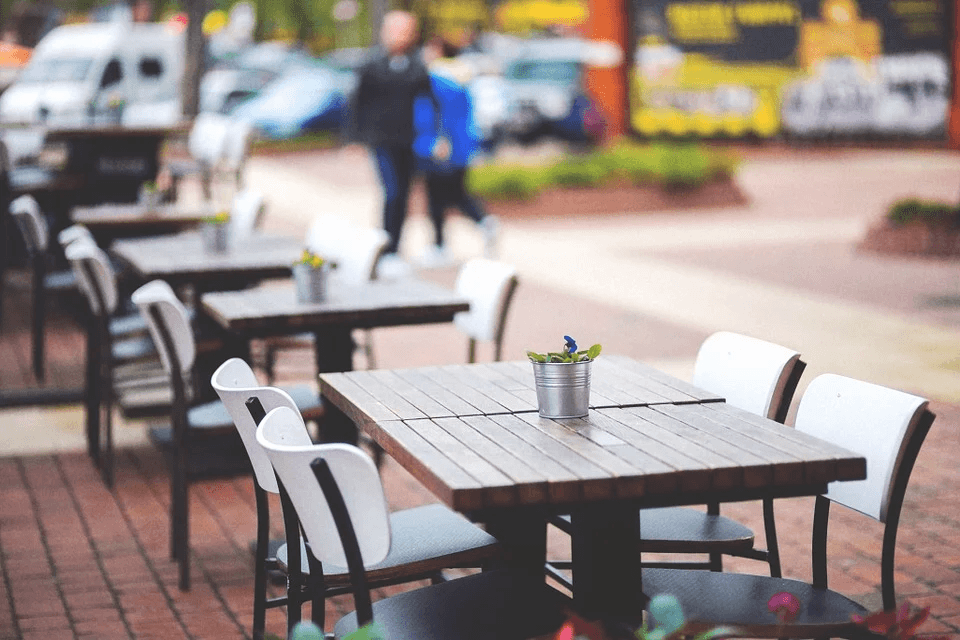 restaurant-street-cafe-table-public health professionals