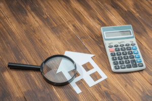 calculator mortgage default options