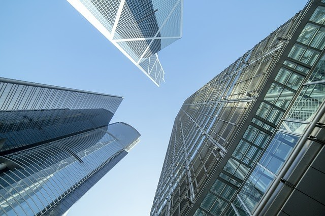 glass-office-building-commercial property safety
